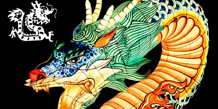 The Chinese zodiac DRAGON