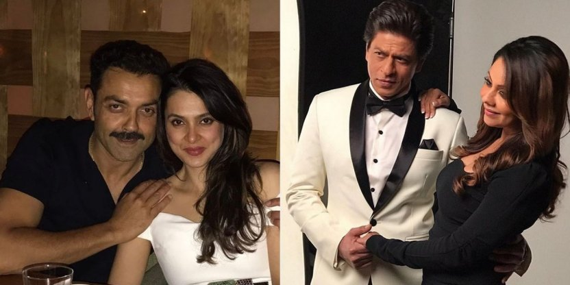 9 Bollywood celebrities who tied the knot with their childhood beloved ones!