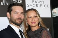 2. Jennifer Meyer and Tobey Maguire