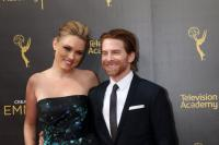 3. Clare Grant and Seth Green