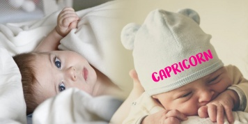 What kind of baby will the zodiac Capricorn be?