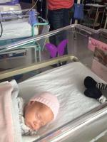 Have you ever seen a purple butterfly in a hospital? Check out what it means 9