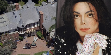 They entered the mansion of Michael Jackson and found many strange things...