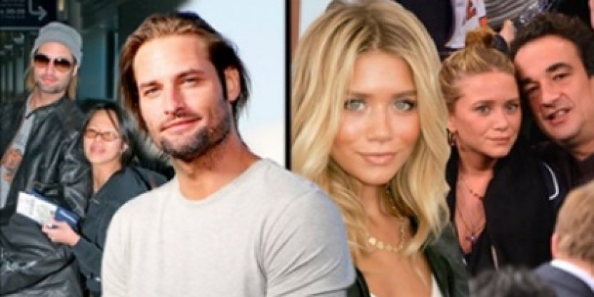 9 Extremely handsome celebrities who have unattractive partners ...
