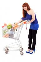 "Have you ever asked yourself how the ""handles"" on the shopping cart work? 5"