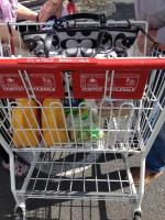 "Have you ever asked yourself how the ""handles"" on the shopping cart work? 8"
