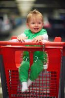 "Have you ever asked yourself how the ""handles"" on the shopping cart work? 9"