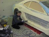 This man fulfilled his dream by transforming an old car into a real beauty! 6