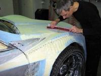 This man fulfilled his dream by transforming an old car into a real beauty! 8