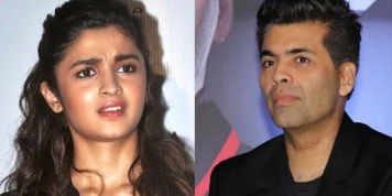 Karan Johar would like to apologize to Alia Bhatt!?