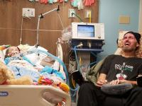 Touching FAREWELL of a grandfather and his granddaughter in hospice... 8