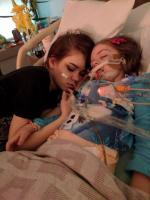 Touching FAREWELL of a grandfather and his granddaughter in hospice... 5