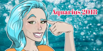 Horoscope 2018 for the Zodiac sign Aquarius