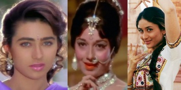 How Bollywood actresses and their celebrity moms looked like when they debuted