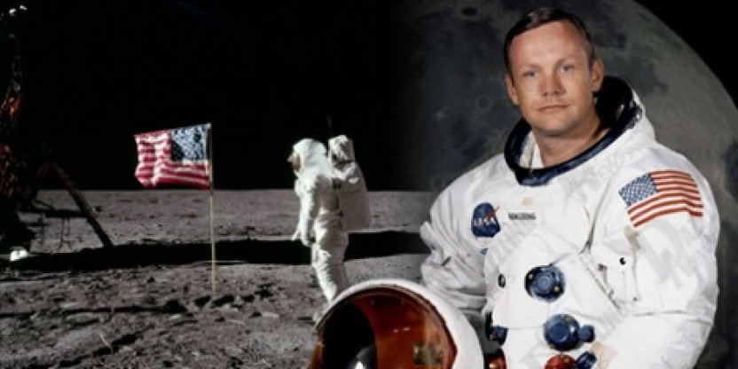 a biography of neil armstrong an astronaut Neil armstrong was a famous american astronaut he was the very first man to walk on the moon's surface during his lifetime, neil worked as an aerospace engineer, test pilot, university professor and a naval aviator.