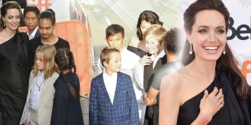 The way Angelina Jolie dresses her children caught the attention of the fans...