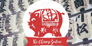 The Chinese zodiac PIG