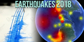 Year 2018: Deadly earthquakes could hit MILLIONS of people due to the slowdown in Earth's rotation...