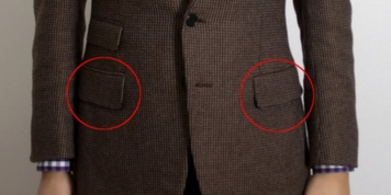 Why POCKETS in jackets are SEWED and what we can use them for?