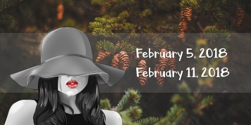 Horoscope for the week: February 5, 2018 - February 11, 2018