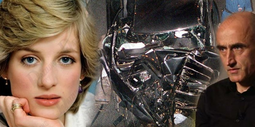 Fireman who saw Lady Diana in her last moments breaks his silence...