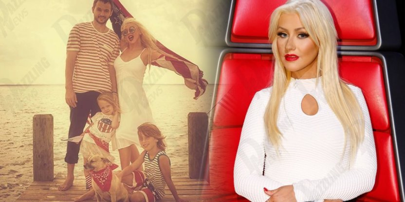 Christina Aguilera's daughter grew up and has everyone surprised, she looks like a clone of her beautiful mother...