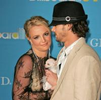 2. Britney Spears and Kevin Federline