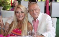 5. Crystal Harris and Hugh Hefner