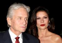 7. Catherine Zeta-Jones and Michael Douglas