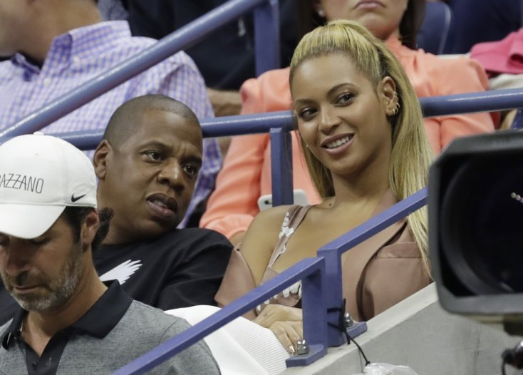 1. Beyoncé and Jay Z 1