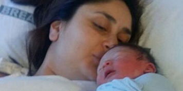 Kareena Kapoor and Saif Ali Khan's baby boy is here!