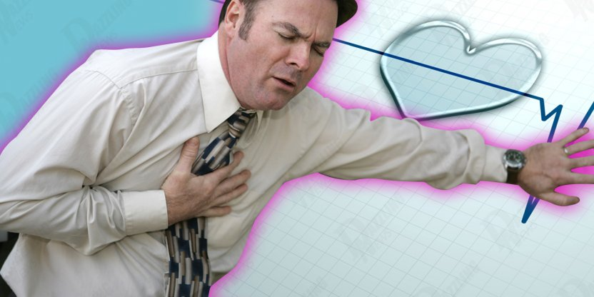 The serious symptoms that occur a month before the heart attack!