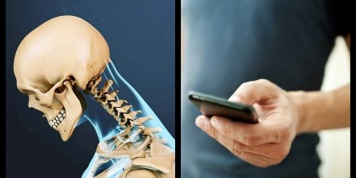 'Text Neck' is becoming an issue and you could wreck your spine