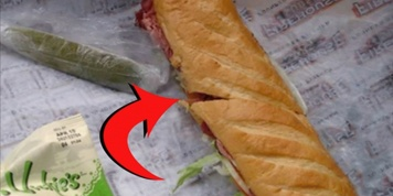 You have been eating your SANDWICH WRONG for all your life