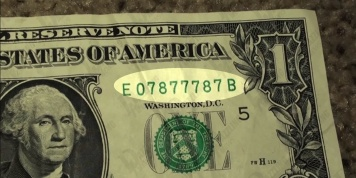 The numbers on the dollar bills that are worth way more than a bill's face value and we didn't even know!