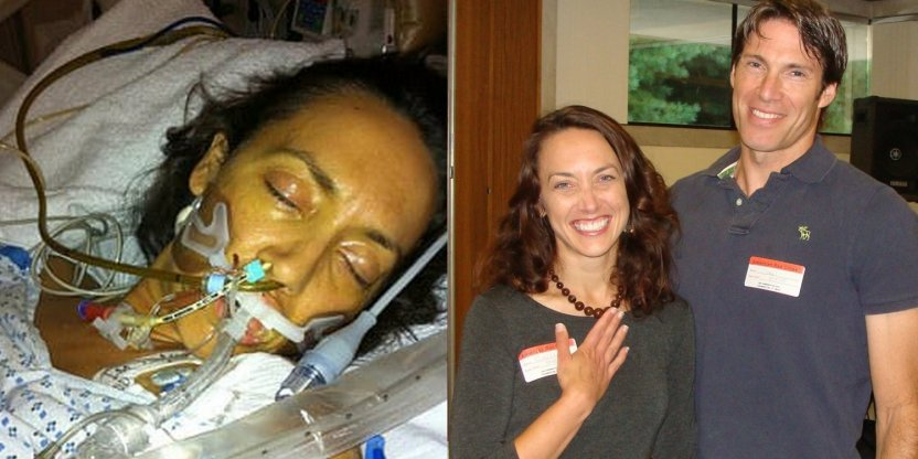 A woman whose body was crushed in an accident severely talks about how it is like to be in a coma!