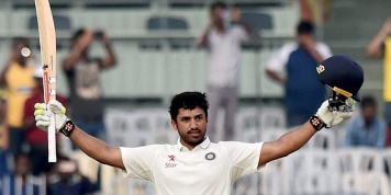 Things you didn't know about Karun Nair