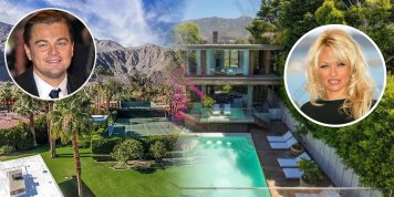 9 Stars who decided to rent out their luxurious homes