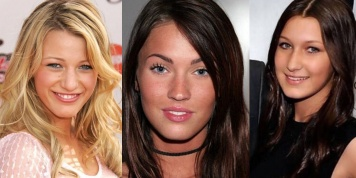 How 9 famous celebrities looked before being popular!