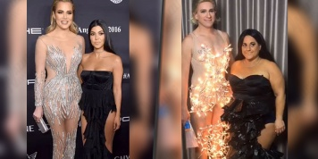 11 Times when celebrity's dress was recreated with things found at home...