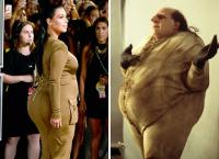 12. Kim Kardashian stole that set from the bad guy from Batman ...