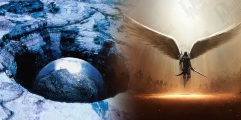 "The Book of Enoch: ""The Fallen Angels are imprisoned in Antarctica"""