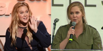 Times when Amy Schumer taught us how to be a fearless woman!