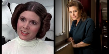 How will Star Wars be affected with Princess Leia gone?