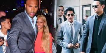 Most handsome BODYGUARDS of celebrities!
