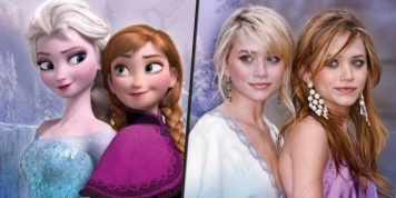 9 Celebs who look just like Disney characters