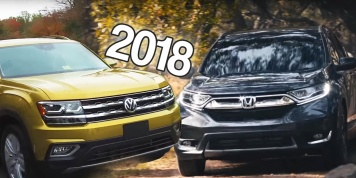 9 Best SUVs in 2018