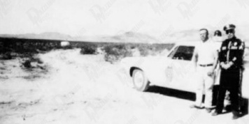 In 1964, this mysterious photo was declared secret by the CIA...