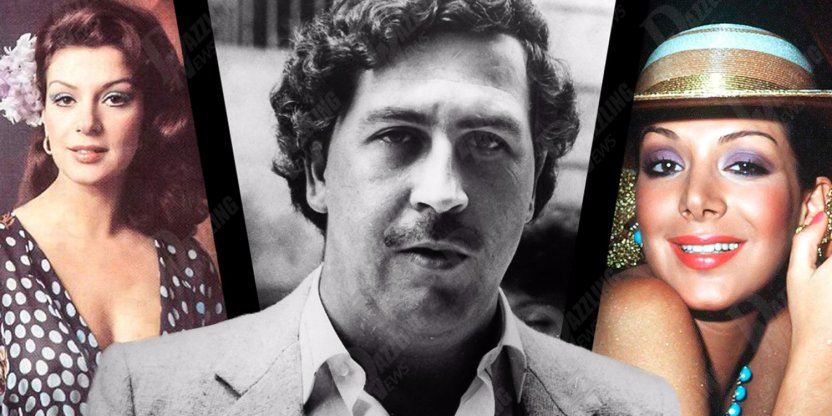 The women of Pablo Escobar: All his lovers revealed...