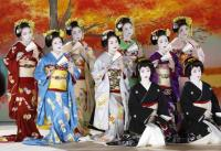 The first geishas were men